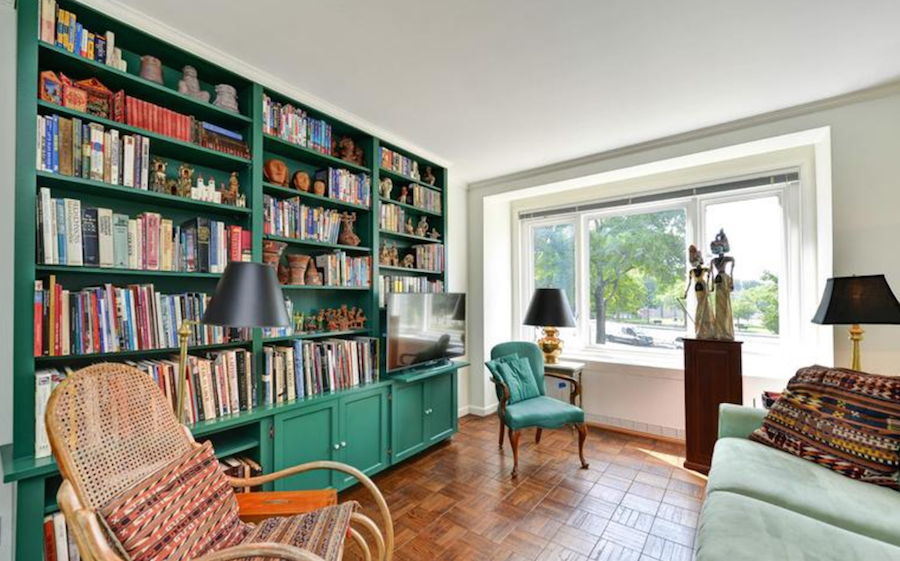 renovated co-op in Foggy Bottom