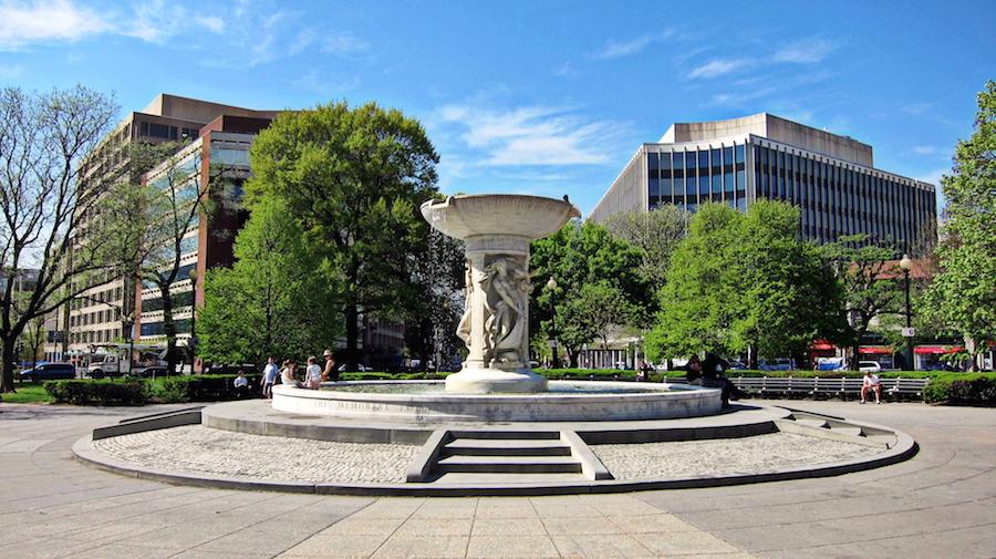 landmark in DC's Dupont Circle