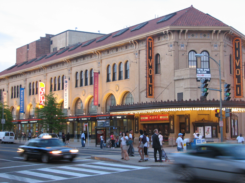 shops and restaurants in Washington, DC