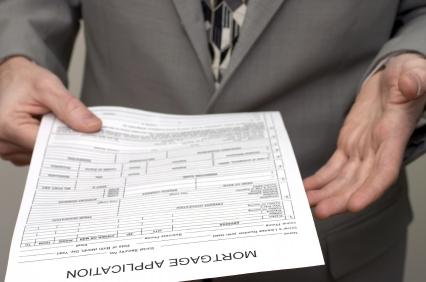 lender holding loan document